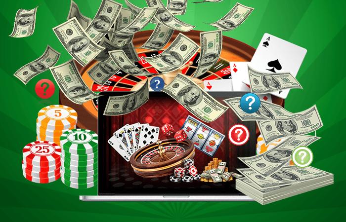 выиграть деньги без вложений с выводом на карту игровые автоматы которые реально дают денег