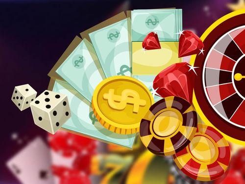 Онлайн казино выграть